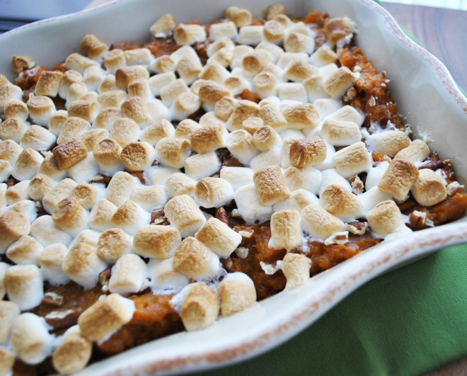 sweet potato casserole 2
