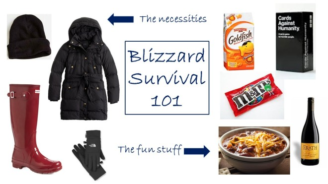Blizzard Survival 101