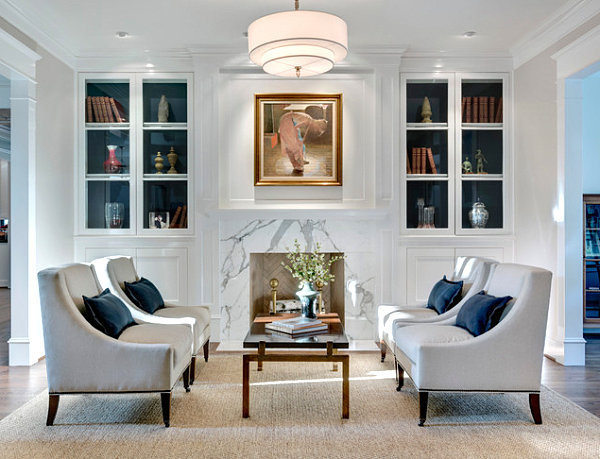 Symmetry-in-a-small-living-room