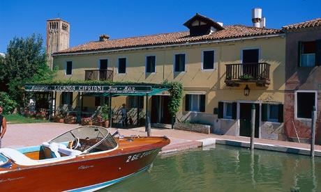 Locanda Cipriani, Torcello, Venice, Italy