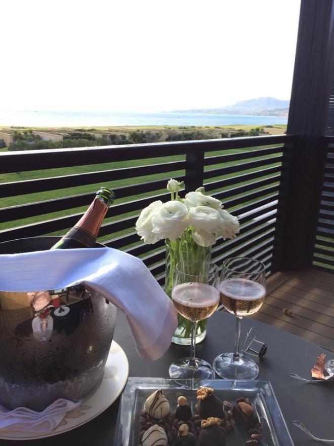 ocean wine view