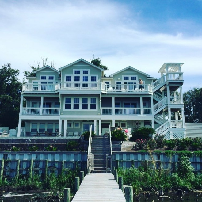 Obx southendstyle for Beach house plans outer banks